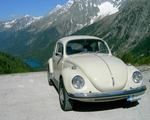 Die Käfer sind los – Mit dem VW-Käfer nach China Einfach brilliant.