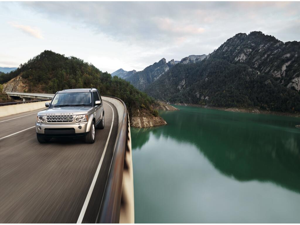 Discovery: Land Rover Discovery: Die eierlegende Wollmilchsau