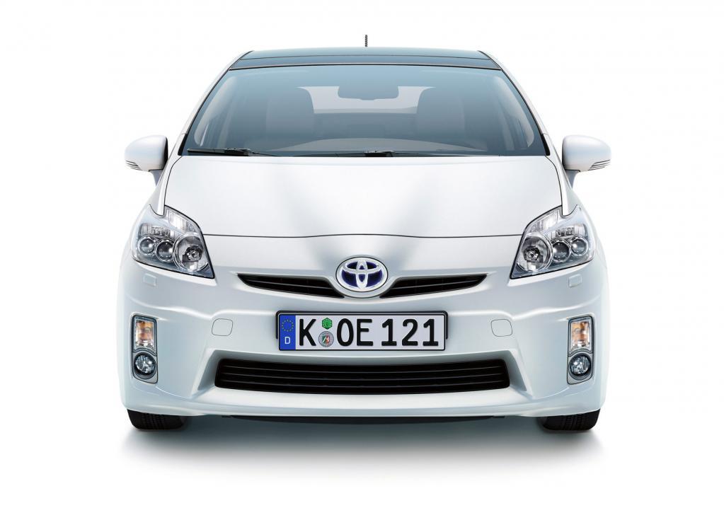 Effizienztest mit dem Toyota Prius