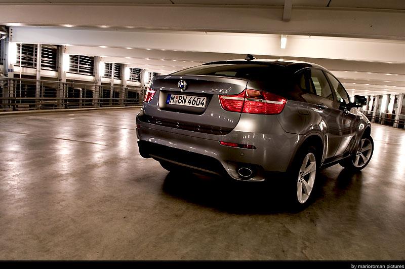 Fahrbericht BMW X6 35d | Da Big Bastard - Bild(6)