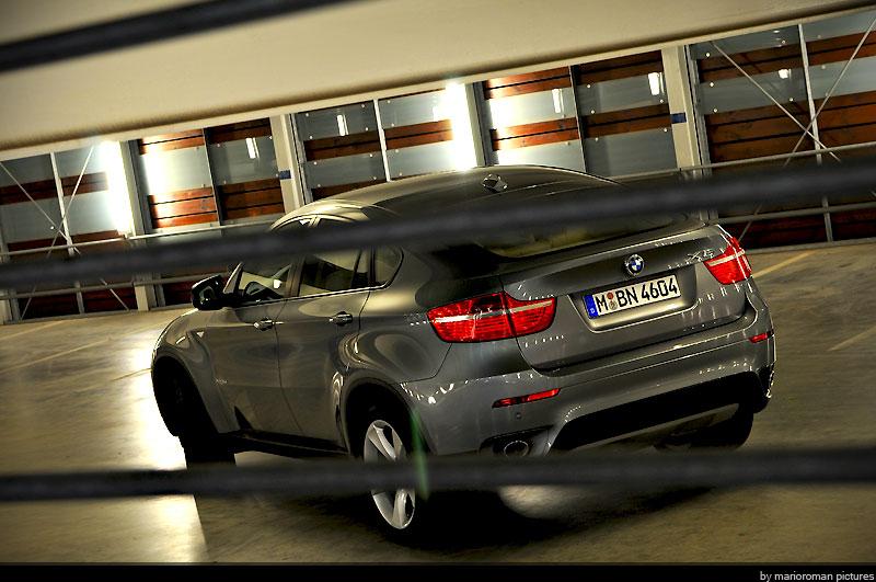 Fahrbericht BMW X6 35d | Da Big Bastard - Bild(7)