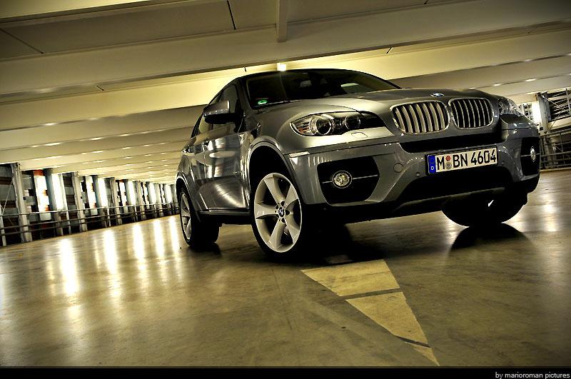 Fahrbericht BMW X6 35d: Da Big Bastard
