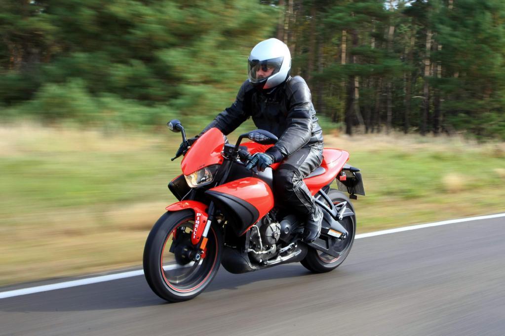 Fahrbericht Buell 1125 CR: Café Racer - extra stark  - Bild