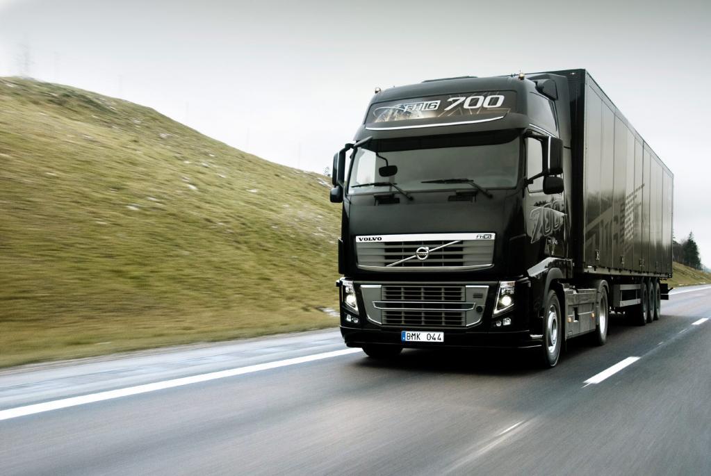 Fahrbericht Volvo FH16: Stärkster Lkw der Welt