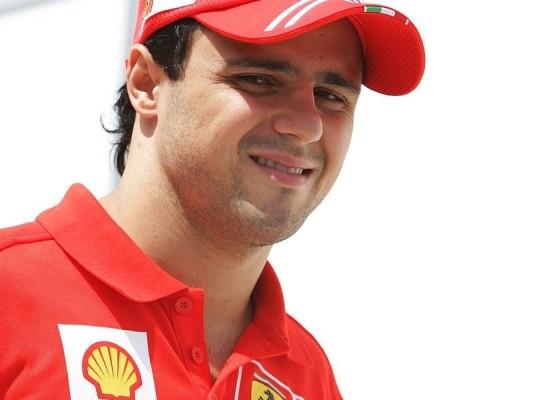 Felipe Massa: Dank an Gott