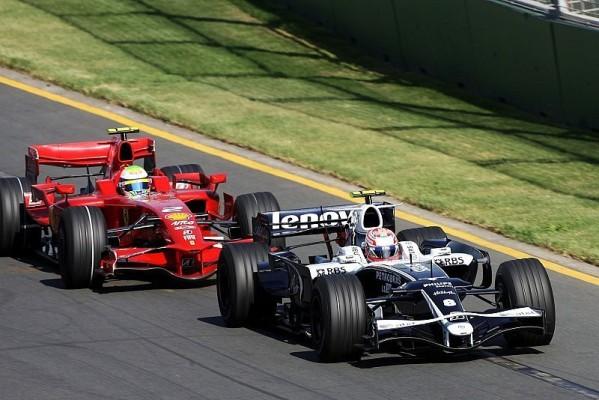 Ferrari kritisiert Williams: Alguersuari-Test zugestimmt