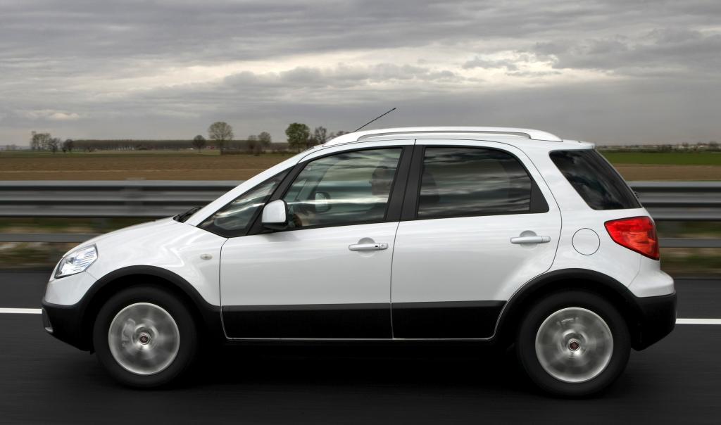 Fiat - Sedici - Bild(2)