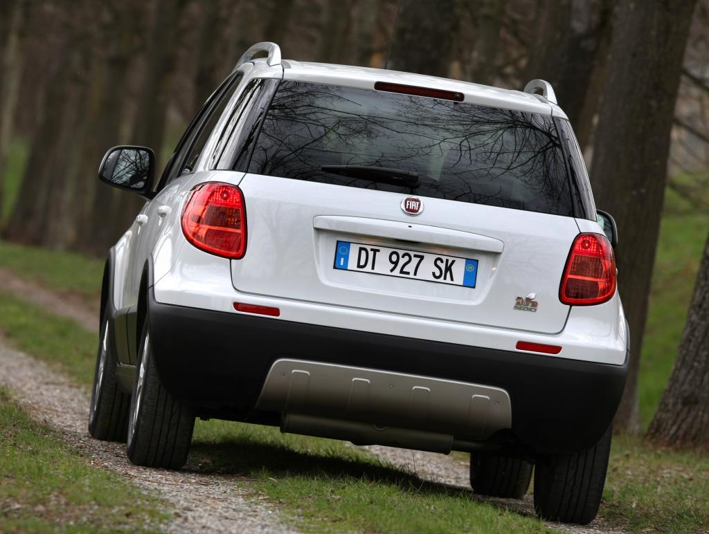 Fiat - Sedici - Bild(3)