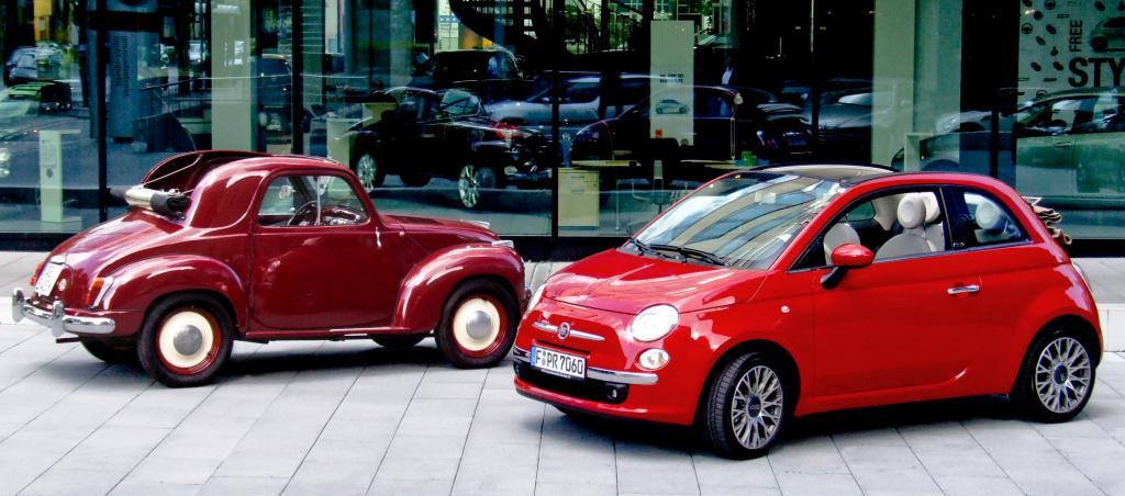 Fiat Topolino Club wird 15 Jahre