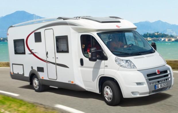 Fiat präsentiert auf dem Caravan-Salon zahlreiche Ducato-Varianten