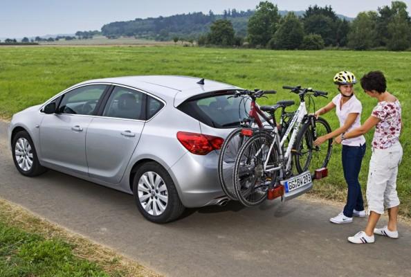 Flex-Fix auch für den neuen Opel Astra