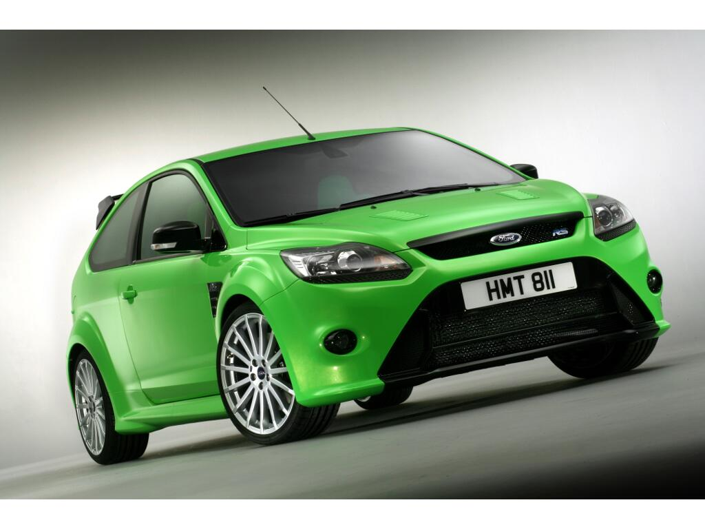 Ford Focus RS ist schnellster Fronttriebler
