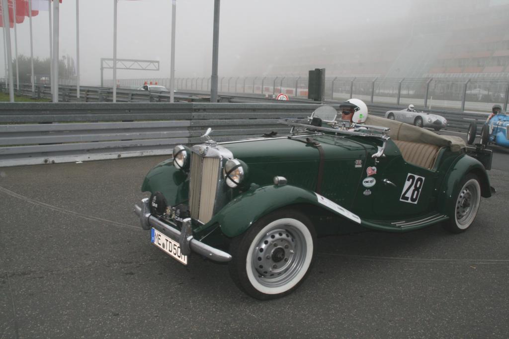 Fotoshow vom 37. Avd-Oldtimer-Grand-Prix auf dem Nürburgring - Bild(6)