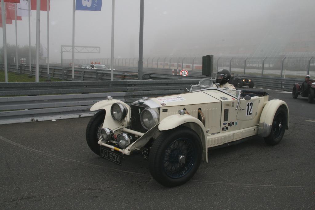 Fotoshow vom 37. Avd-Oldtimer-Grand-Prix auf dem Nürburgring - Bild(9)