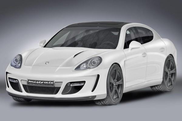 Gemballa veredelt Porsche Panamera