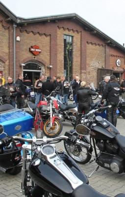Harley-Davidson und Buell laden zum ''Open Day''