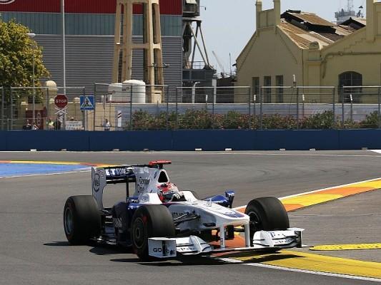 Heidfeld verpasst Reifenvergleich: Kollision mit Alonso