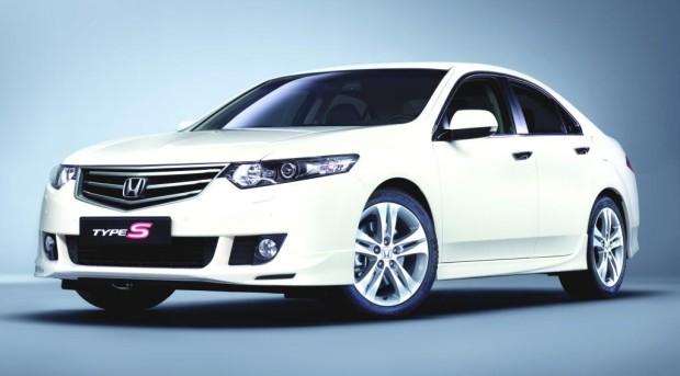 Honda bietet den Accord als limitierte Type S-Version an