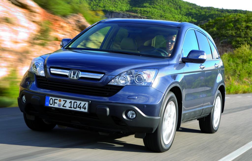 Honda bringt Sondermodell des CR-V