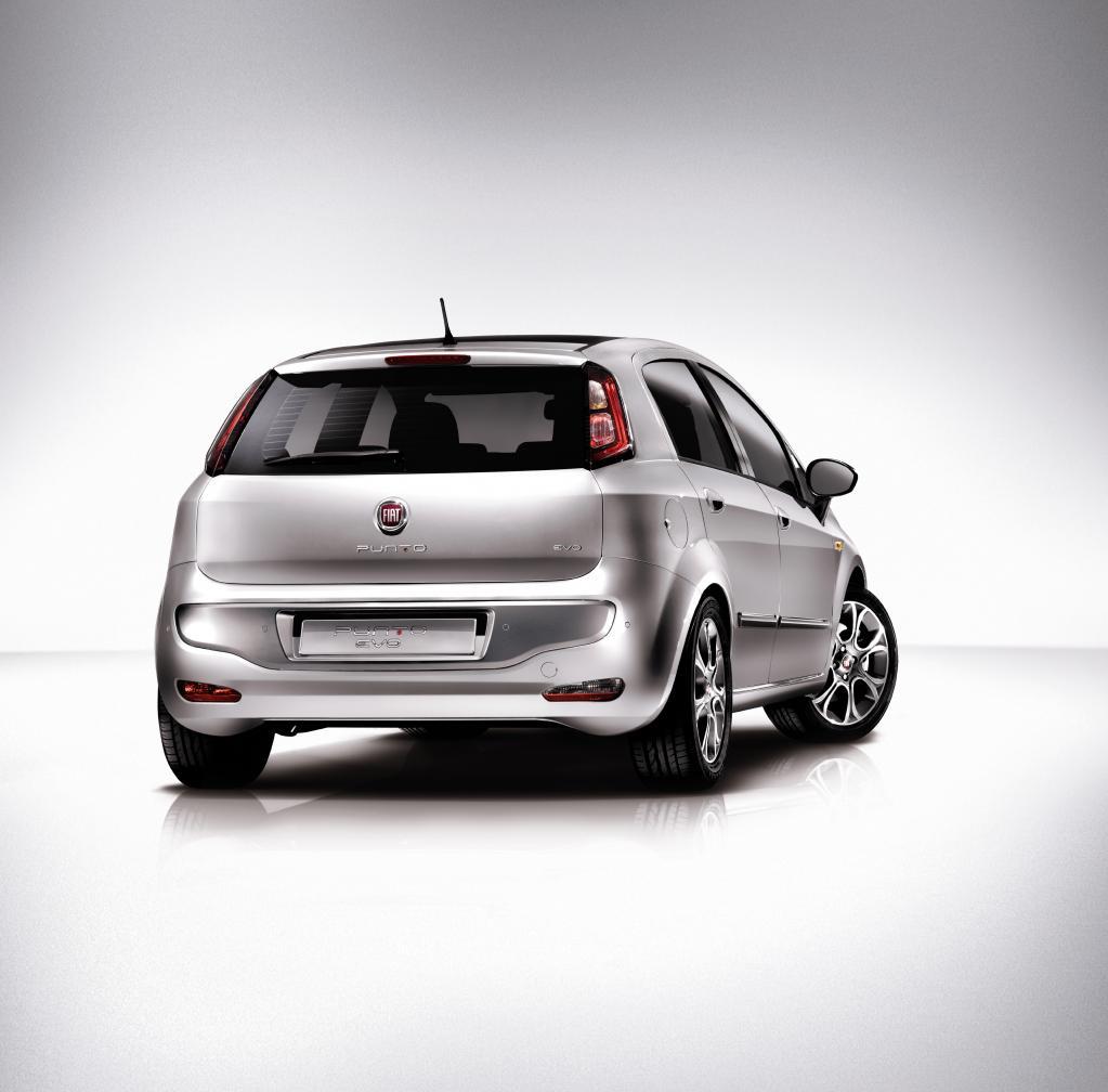 IAA 2009: Aus Fiat Grande Punto wird Punto Evo - Bild(2)