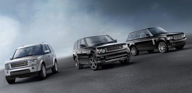 IAA 2009: Land Rover zeigt drei neue Modelle