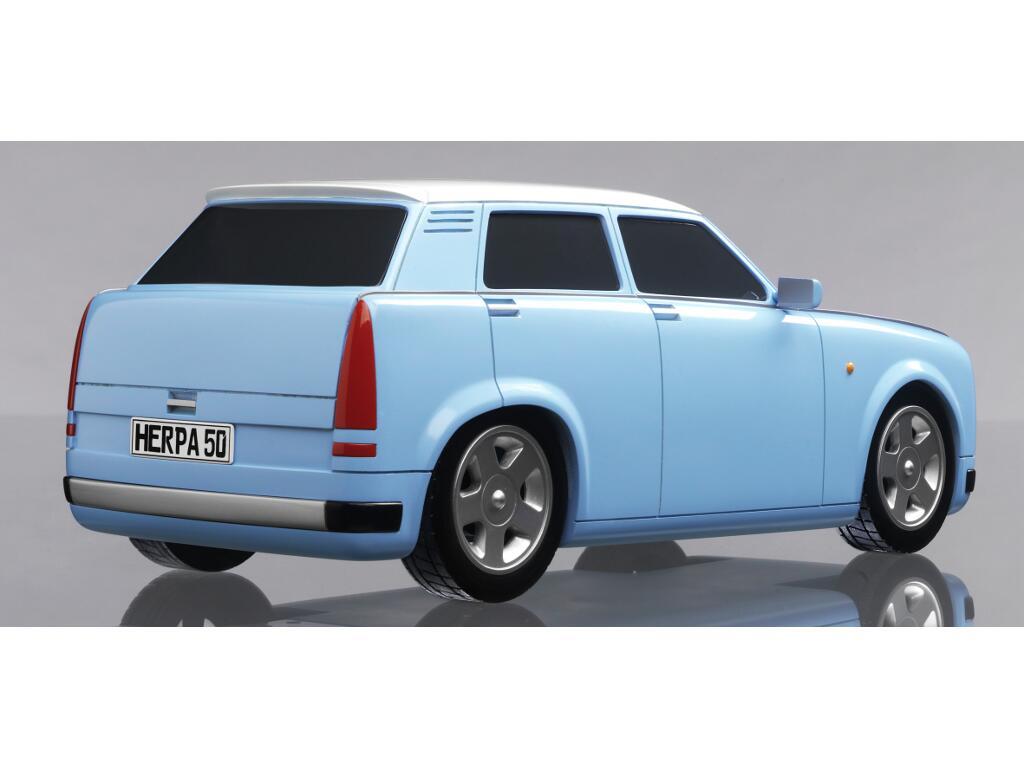 IAA 2009: Neuer Trabant soll gebaut werden