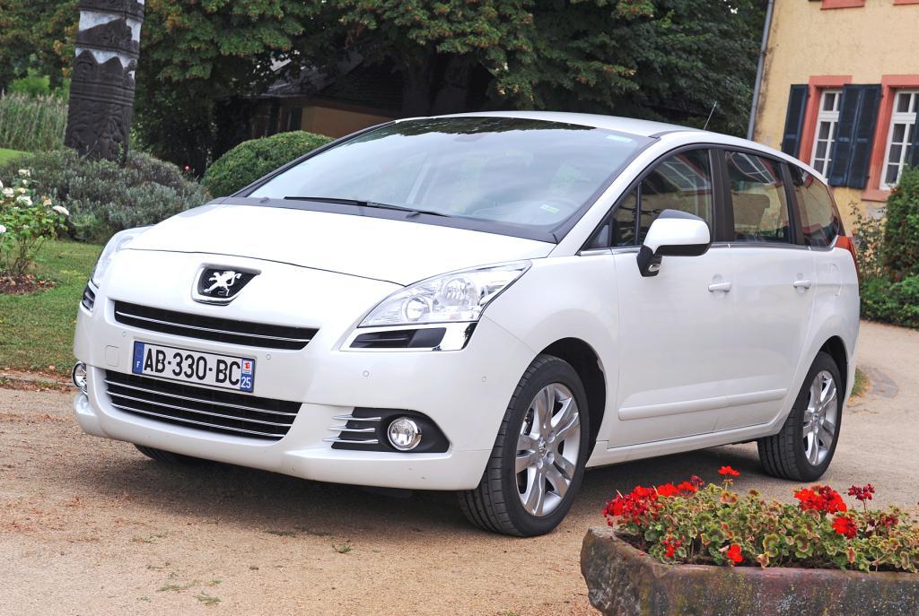 IAA 2009: Peugeot kommt mit fünf Weltpremieren nach Frankfurt - Bild