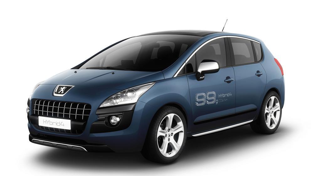 IAA 2009: Peugeot zeigt zwei Weltpremieren - Bild(3)