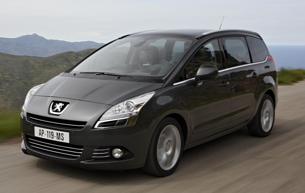 IAA 2009: Peugeot zeigt zwei Weltpremieren - Bild
