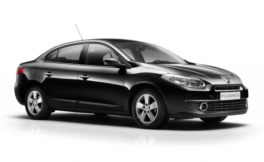 IAA 2009: Weltpremiere des Renault Fluence