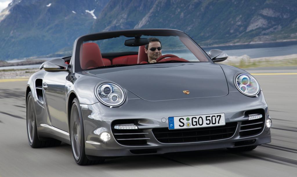IAA 2009: Weltpremiere für den Porsche 911 Turbo
