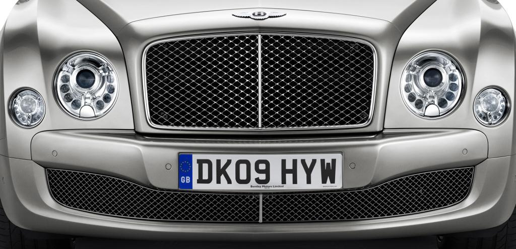 IAA Frankfurt: Bentley präsentiert neues Flaggschiff