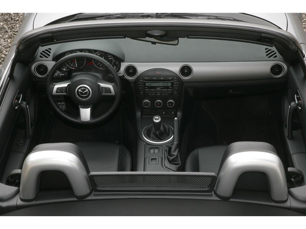 IAA Frankfurt: IAA 2009: Mazda zeigt Superlight-Version des MX-5