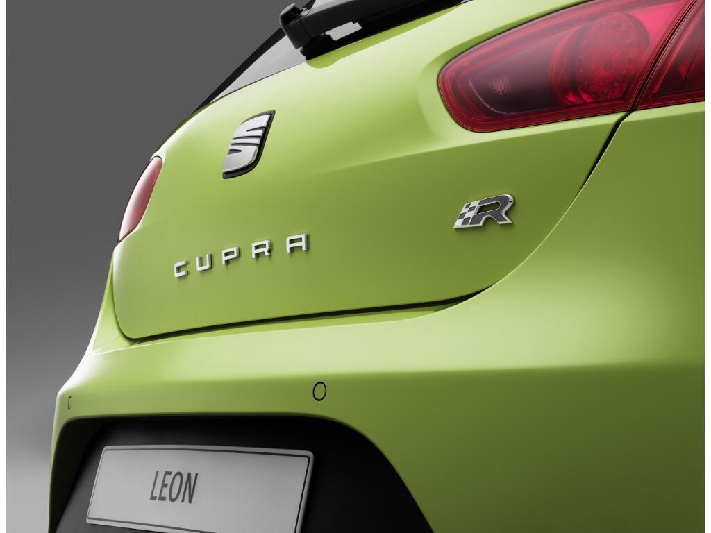 IAA Frankfurt: IAA 2009: Seat präsentiert den Leon Cupra R