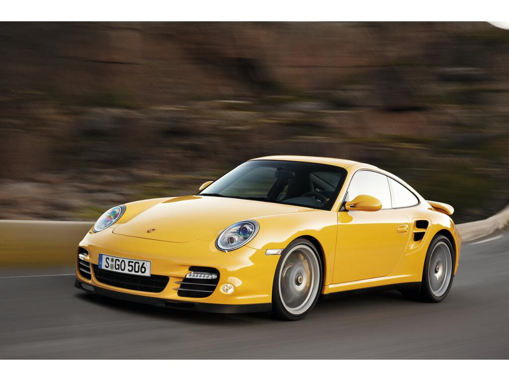 IAA Frankfurt: IAA 2009: Weltpremiere für den Porsche 911 Turbo