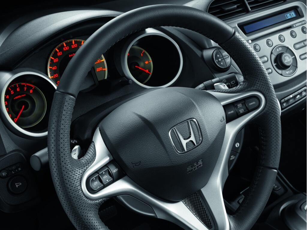 Jazz: Kostenloses Style-Paket für Honda Jazz