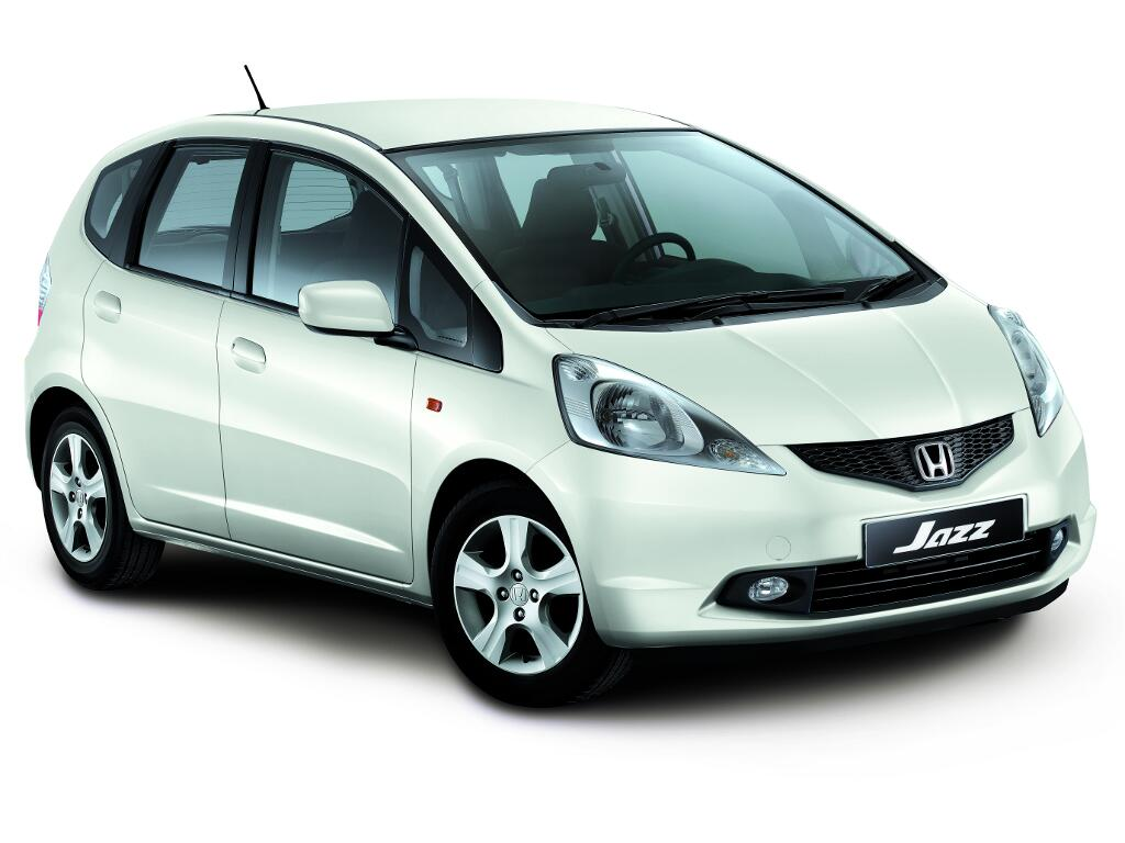 Kostenloses Style-Paket für Honda Jazz