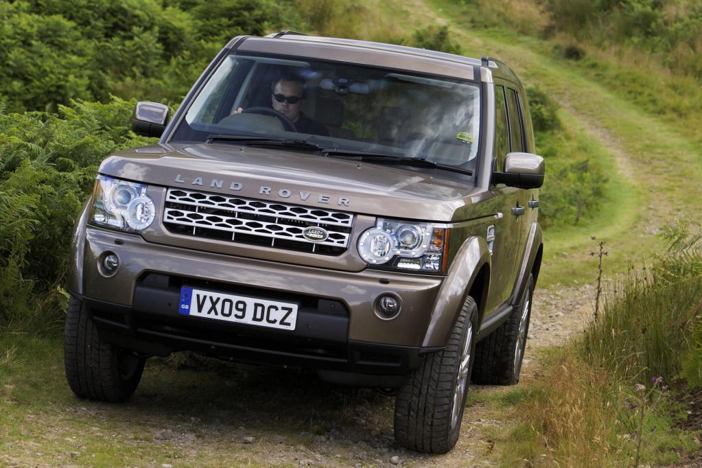 Land Rover - Bild