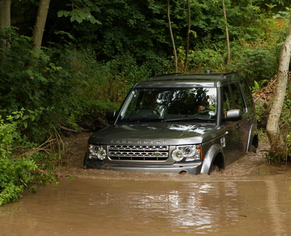 Land Rover Discovery 4: Universaltalent