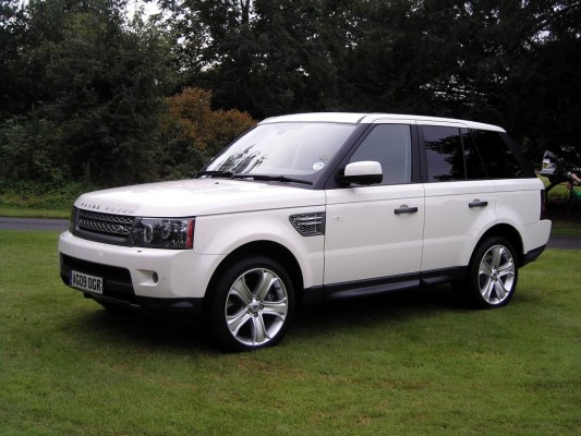 Land Rover: Frischzellenkur für Discovery 4 und Range Rover Sport