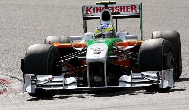 Liuzzi hofft auf Renneinsatz: Force India auch in Monza vorne dabei