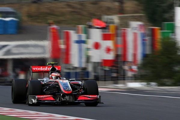 McLaren mit Rang 6 zufrieden: Keine Siegchance