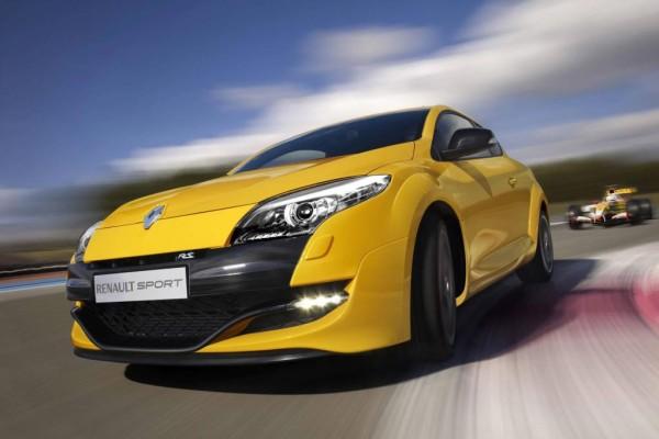Megane Renault Sport startet im Herbst