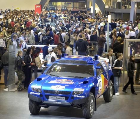 Mehr Motorsport und Tuning auf der Essen Motor-Show
