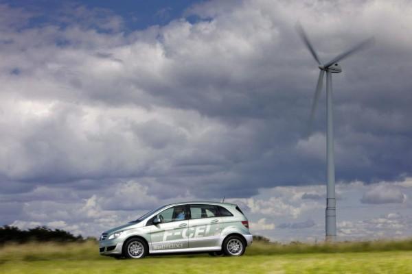 Mercedes-Benz bringt Brennstoffzellen-B-Klasse in Kleinserie