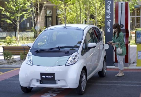 Mitsubishi: Preis für Elektroauto sinkt auf 15 000 Euro