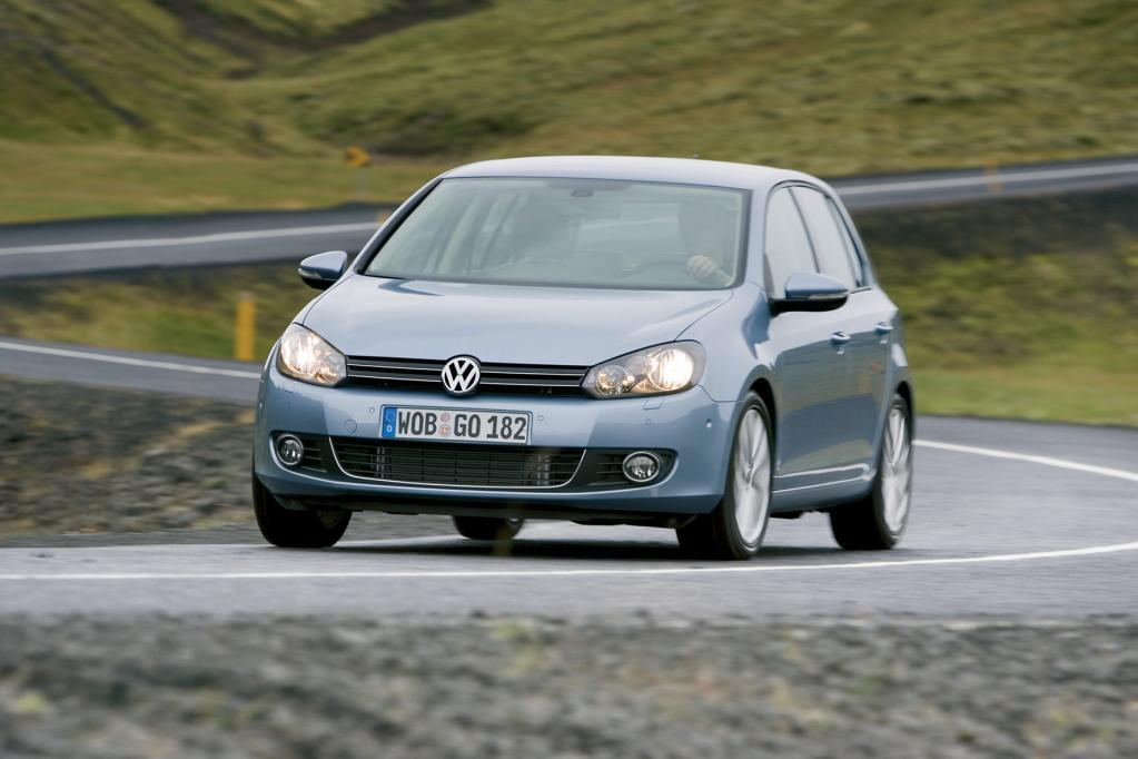 Motorenknappheit: VW Golf mit Passat-Turbo