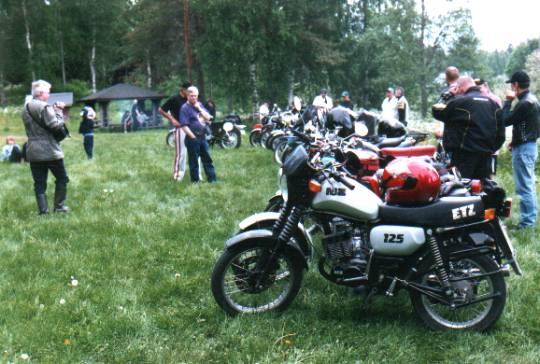 Motorradmarken: Bei MZ geht es langsam bergauf