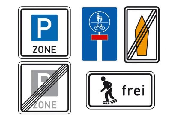 Neue Regeln für Fahrradfahrer, Skater und Autofahrer