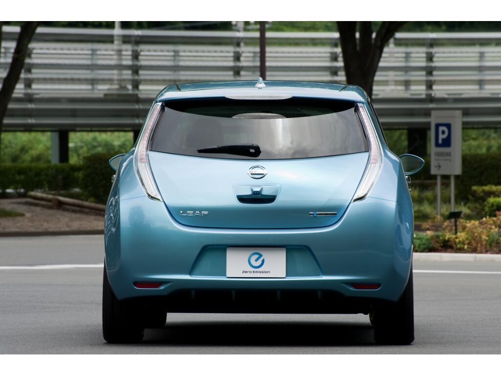 Nissan Leaf gehört zu den besten Erfindungen des Jahres